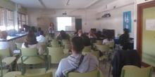 Sesiones de formación´sobre el uso del móvil. Marzo 2017