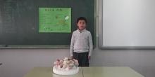 Los cake pops de JUAN