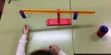 multiplicación con balanza aritmética