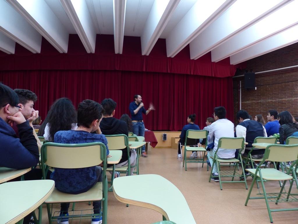 Conferencia de Fernando J. López