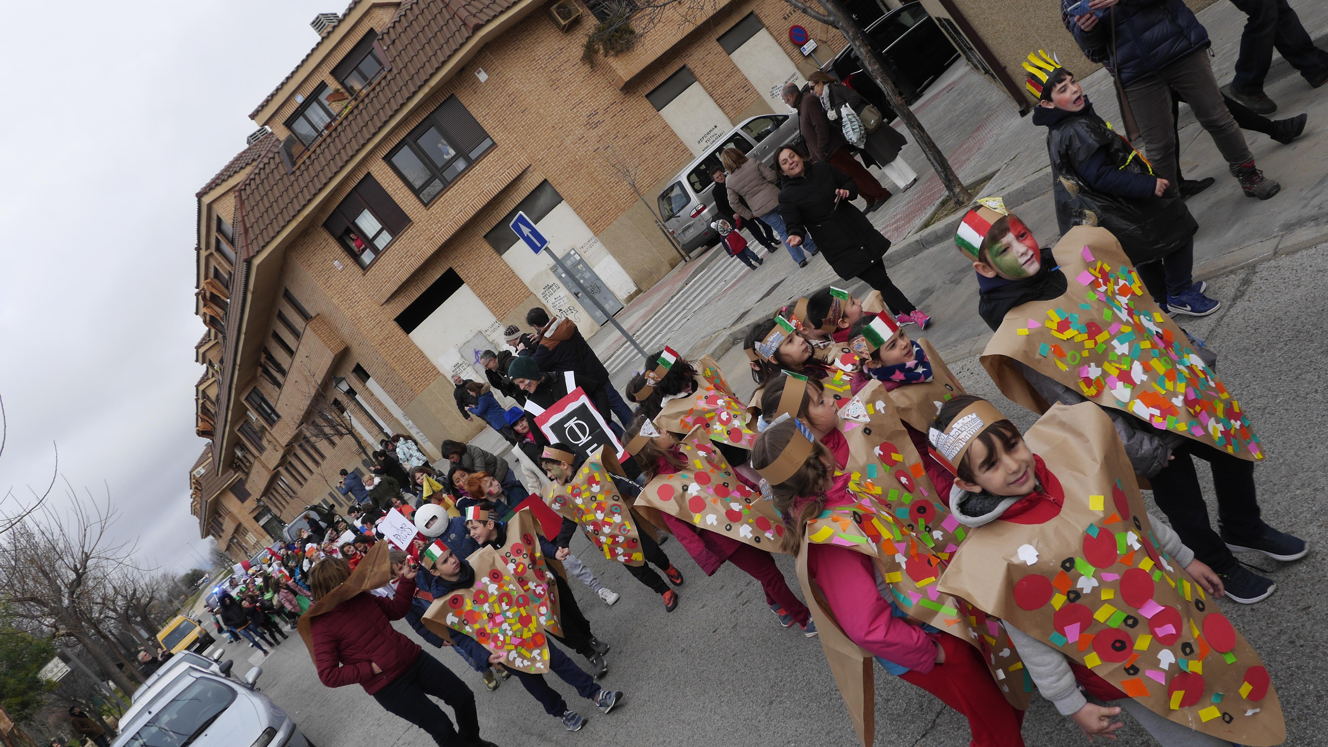Pasacalles Carnaval 2018  1 27