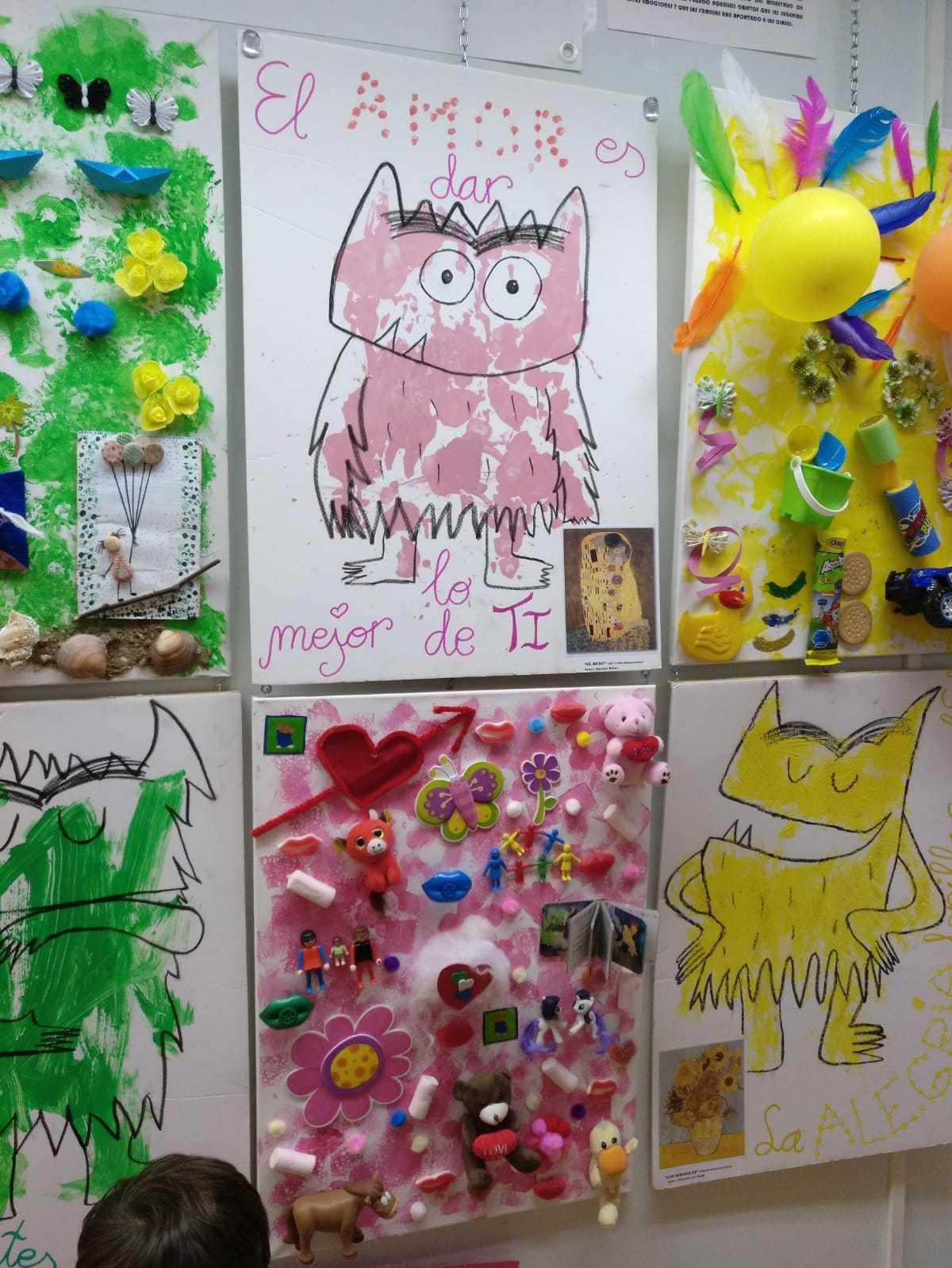 Muestra de Dibujo Escolar