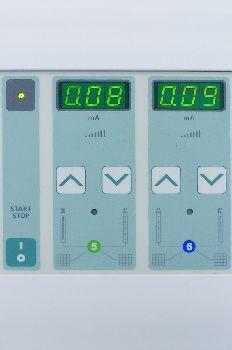 Selector digital de intensidad