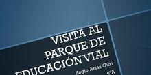 6ºEP: Visita al Parque de Educación Vial