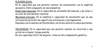 CAPACIDADES FISICAS BÁSICAS