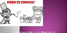 Semana de la ciencia II