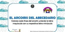 abecedario arco iris