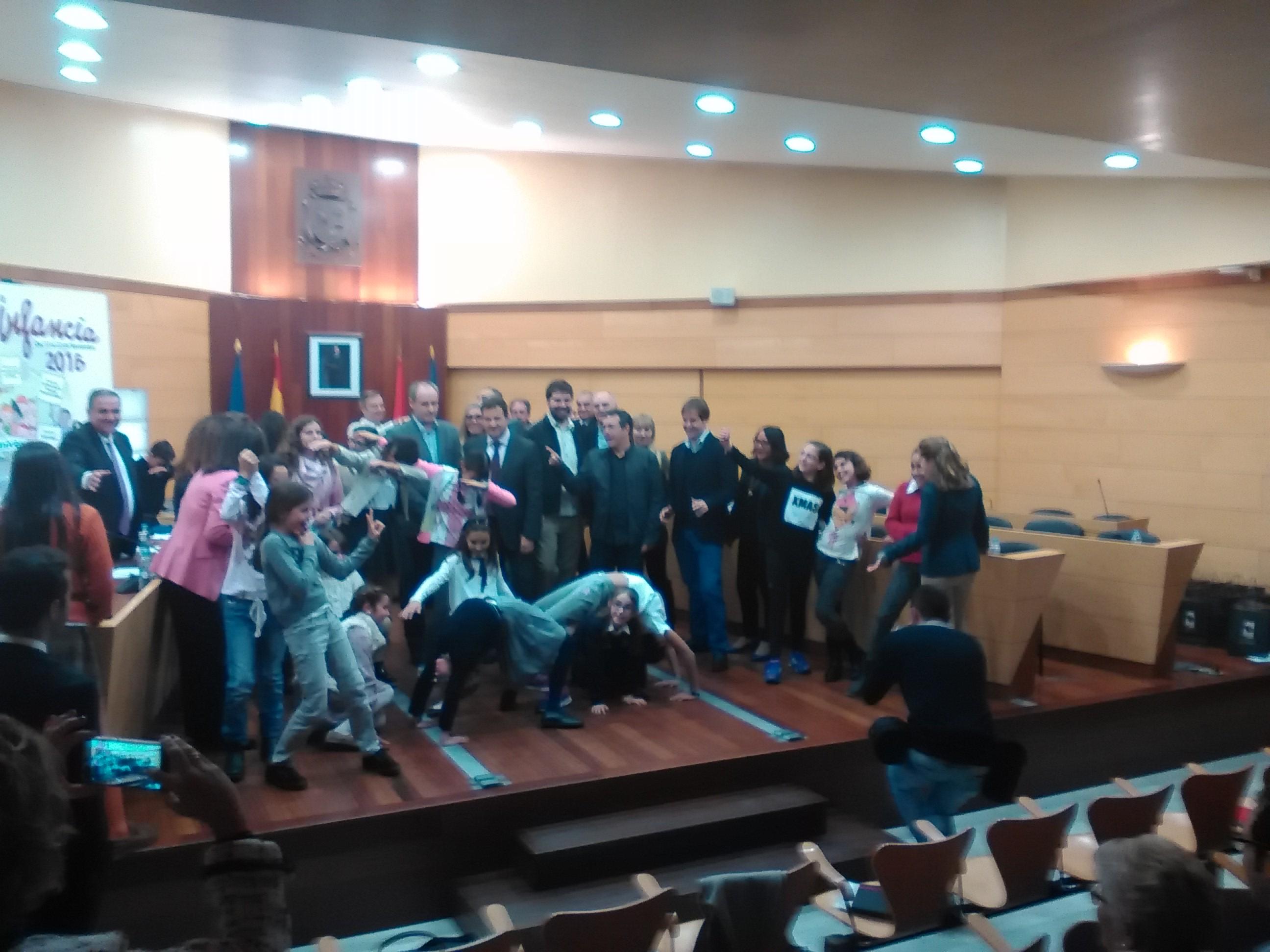 2016_11_21_Pleno Infantil en el Ayuntamiento de Las Rozas_Sexto 9