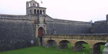 Entrada Fortaleza de Jaca, Huesca