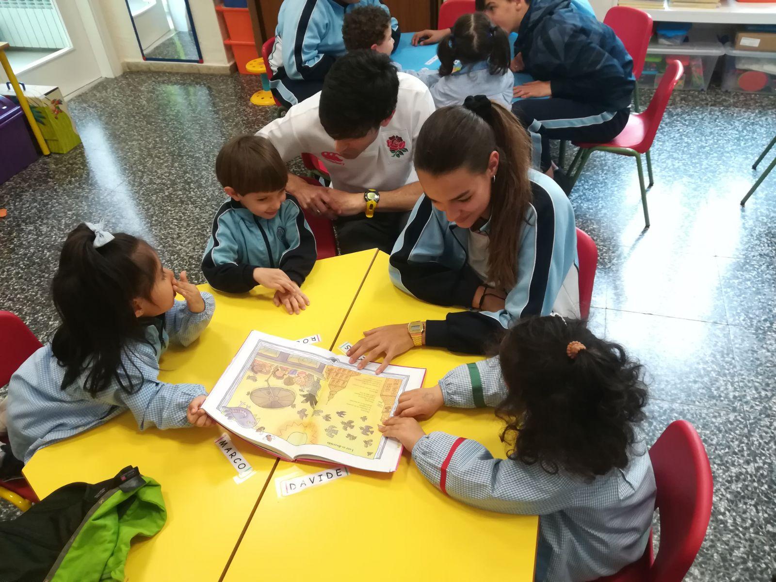 Día del libro curso 2017-18 19