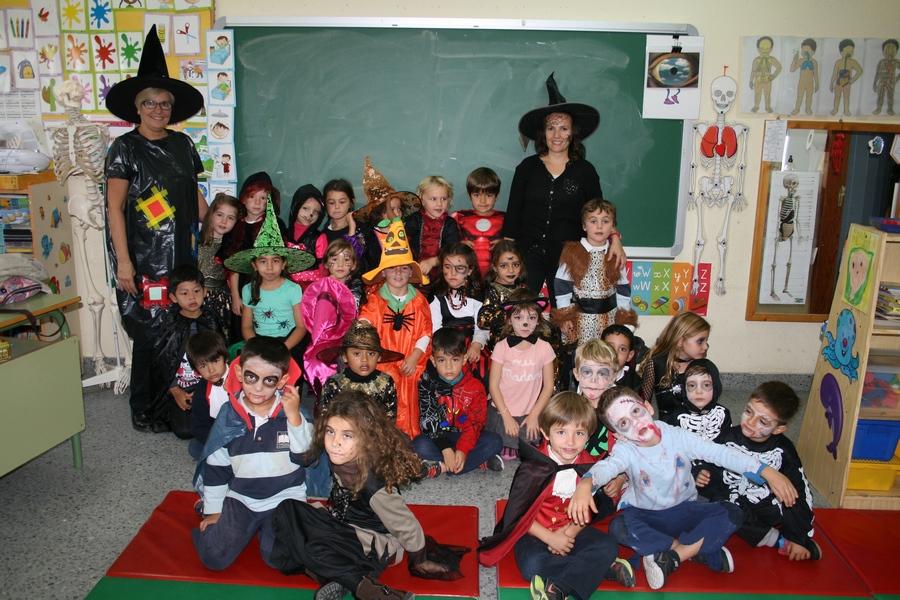 2016_10_Infantil, Primero y Segundo de Primaria_Celebrando Halloween 10