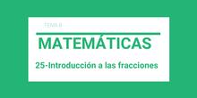 25-Introducción a las fracciones