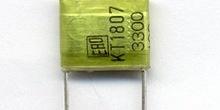condensador de polipropileno