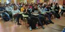 Conferencia Marcos Roitman - Semana Científico-Cultural 2