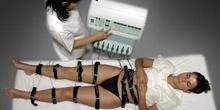Gimnasia pasiva con cintas de caucho: puesta en funcionamiento d