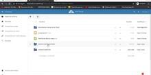 Mover y copiar archivos en Cloud Educamadrid