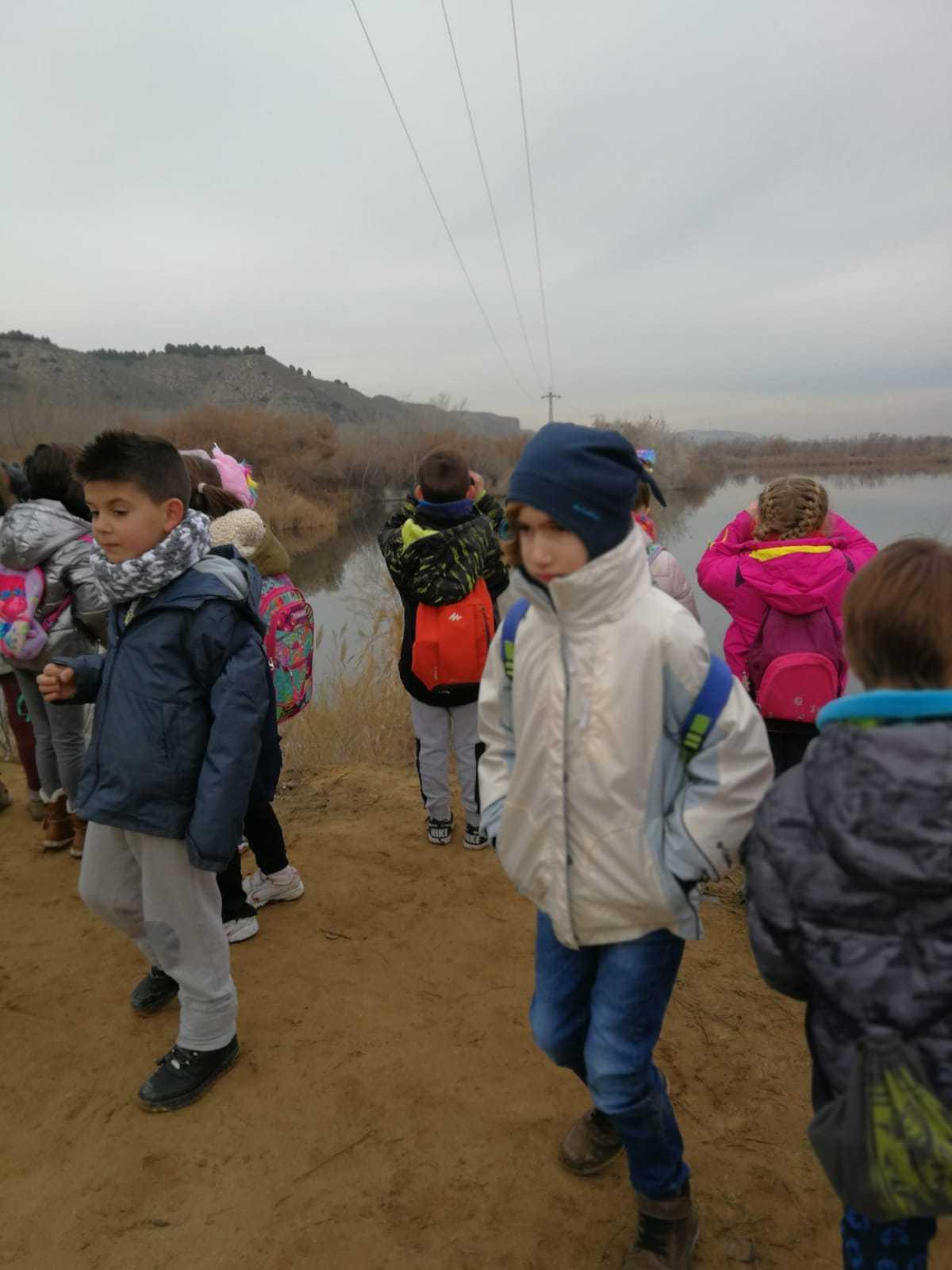 Salida por las  Lagunas de Velilla 11