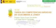 Tarea en Competencias básicas: De Guacimara a Jonay