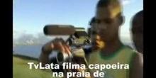 Tvlata filma o grupo de Capoeira Ali Baoba