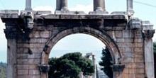 Arco de Adriano, Atenas