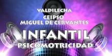 Baile CEIPSO Valdilecha. Ed Infantil