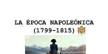 La época napoleónica (1799-1815)