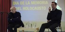Acto en memoria de las victimas del holocausto 3 IES MARGARITA SALAS