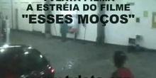 Tvlata filma a estreia do filme 'Esses Mocos'