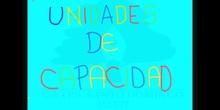 PRIMARIA 5 - UNIDADES DE CAPACIDAD - MATEMÁTICAS