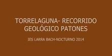 RECORRIDO GEOLÓGICO PATONES