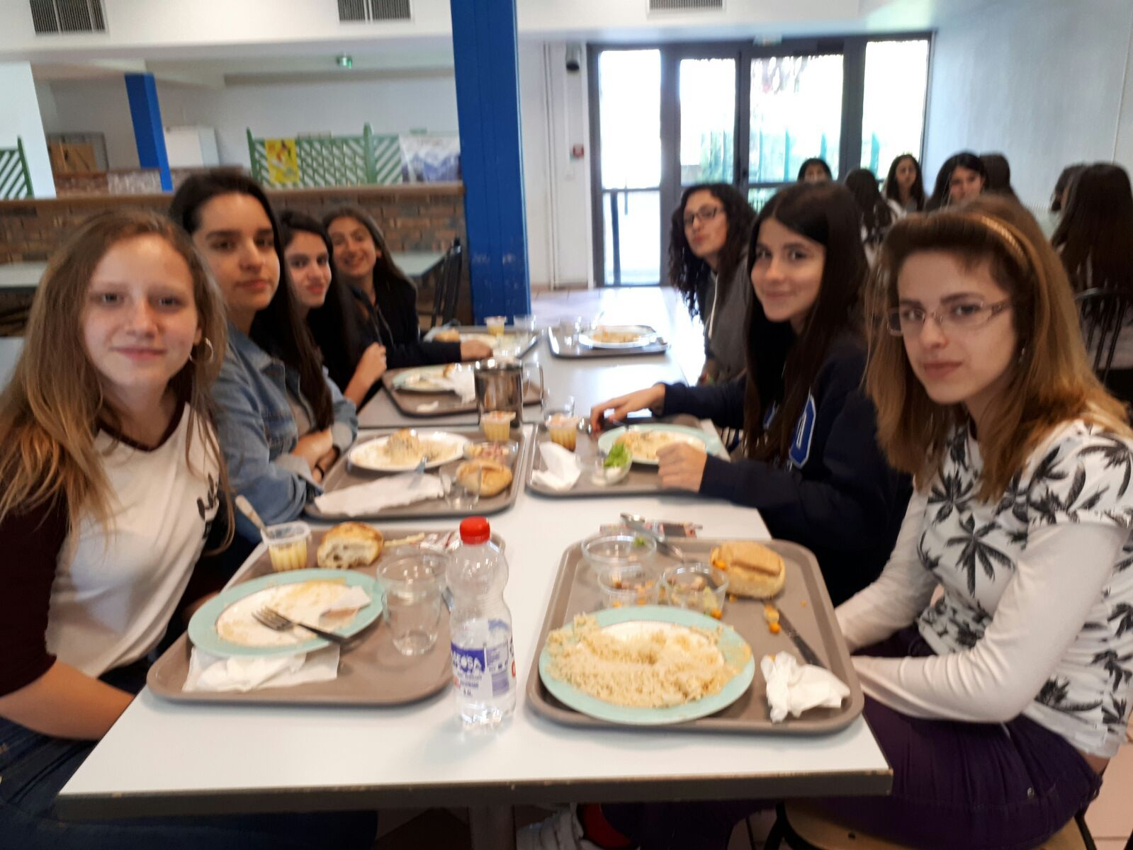 Intercambio Collège les Remparts. Abril 2017 33