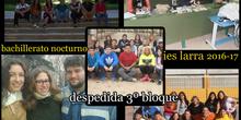 IES LARRA BACH NOCTURNO GRADUACIÓN 2016-17