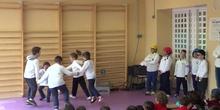 Día de la Paz. 1º primaria.