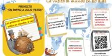 """Agenda del Proyecto de Innovación """"ïtaca 2022"""" (Octubre)"""
