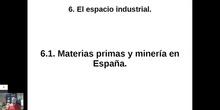 0601 La minería en España