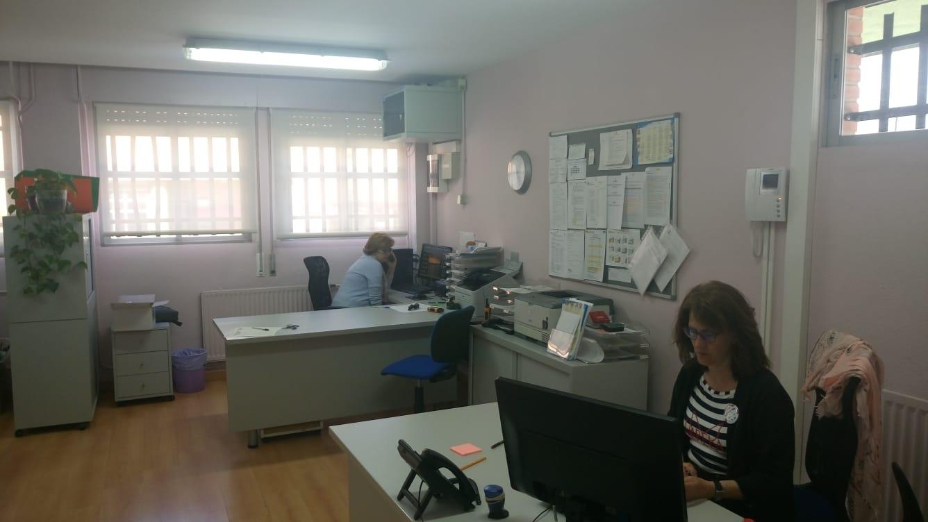 CEIP Fernando de los Ríos_Instalaciones_Edificio 1_2018-2019