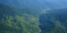 Montañas, Melaboh, Sumatra, Indonesia