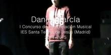 I Certamen de Interpretación. DANIEL GARCÍA.