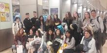 Salida de Madrid
