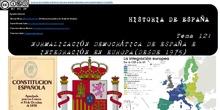 BLOQUE 12. Transición y democracia (1975-actualidad)