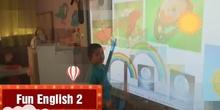 Inglés en Infantil