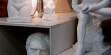 Estatuas de escayola