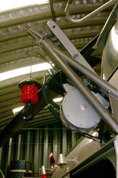 Polea, Museo del Aire de Madrid