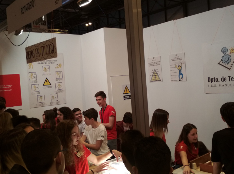 Feria Ciencia 5