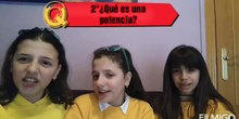 Video Potencias 1º ESO