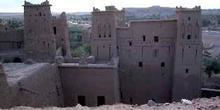 Fortaleza de adobe, Ait Benhaddou, Marruecos