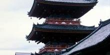 Pagoda de la época Heian ( D.C), Kioto