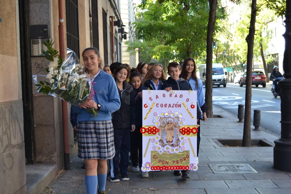 Ofrenda floral a Nuestra Señora de la Almudena 2017 20