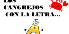 LOS CANGREJOS DESDE CASA: VOCAL A