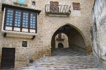 Casas en Calaceite, Teruel